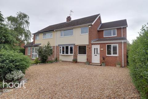 3 bedroom semi-detached house for sale - Moor End, Spondon