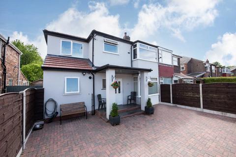 4 bedroom semi-detached house for sale - Windsor Crescent, Prestwich