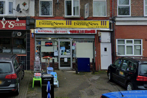 Property for sale - Raja & Sons Newsagent, Burnage, Manchester, M19 2NL