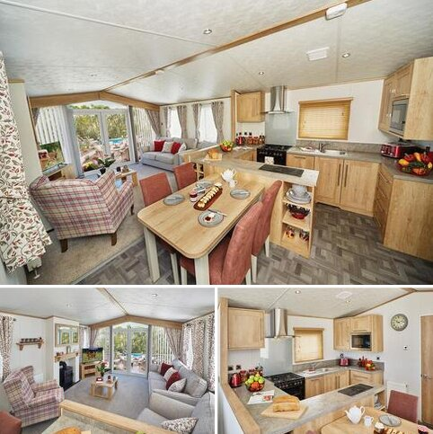 3 bedroom holiday lodge for sale - Arncliffe, North Yorkshire BD23