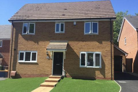 3 bedroom detached house to rent - Savant Way, Walsall WS2