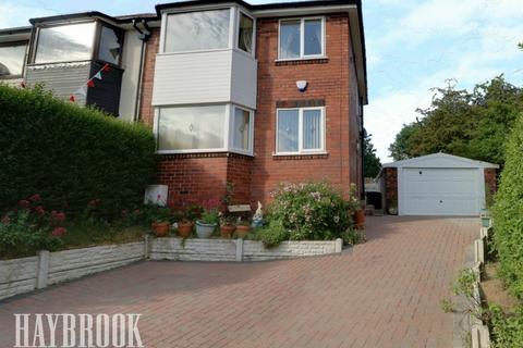 2 bedroom semi-detached house for sale - Peakdale Crescent, Sheffield