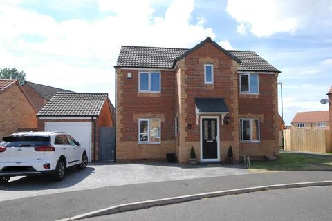 4 bedroom detached house for sale - Wilkinson Gardens, Hebburn