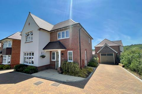 4 bedroom detached house for sale - Houghton Grove, Exeter, EX1