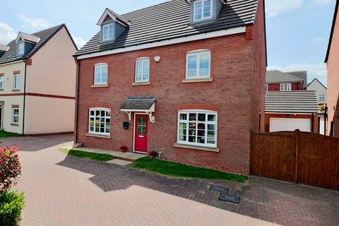 5 bedroom detached house for sale - Mallow Way, Bingham NG13 8XD