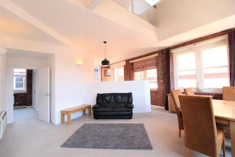 2 bedroom penthouse for sale - 1 HAREWOOD STREET, LEEDS, WEST YORKSHIRE, LS2 7AD
