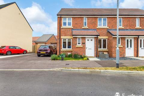 2 bedroom end of terrace house for sale - Alford Rise, Salisbury SP2 9FH