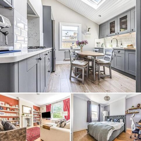 2 bedroom flat for sale - Stockwell Avenue, Brixton
