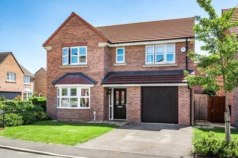 4 bedroom detached house for sale - Robb Street, Pocklington