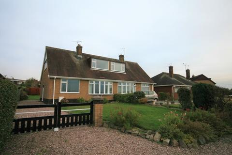 3 bedroom semi-detached bungalow to rent - Back Lane, Shavington