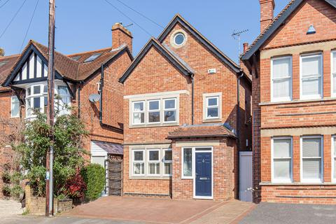 4 bedroom detached house for sale - Hamilton Road, Summertown, OX2