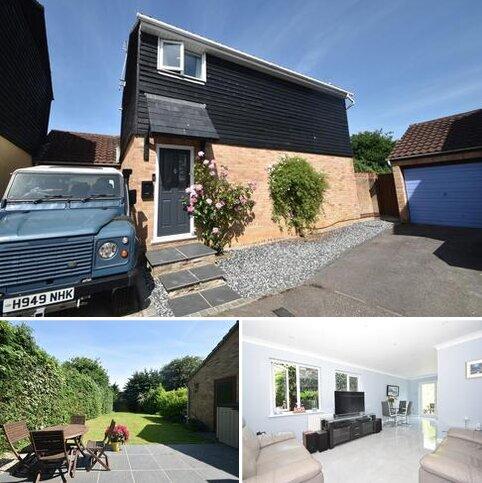3 bedroom link detached house for sale - Clarence Close, Chelmer Village, CM2 6SE