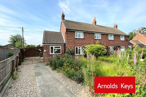 3 bedroom semi-detached house for sale - Church Close, Colby Road