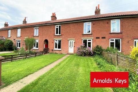 3 bedroom terraced house for sale - The Poplars, Swanton Abbott