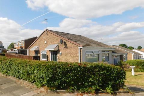 2 bedroom semi-detached bungalow to rent - BRANDON CLOSE, FENS, Hartlepool, TS25 2LN