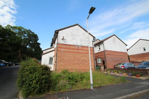 1 bedroom end of terrace house to rent - Canterbury Drive, Whitleigh