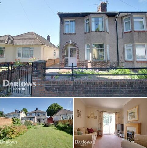 3 bedroom semi-detached house for sale - Broad Street, Cardiff