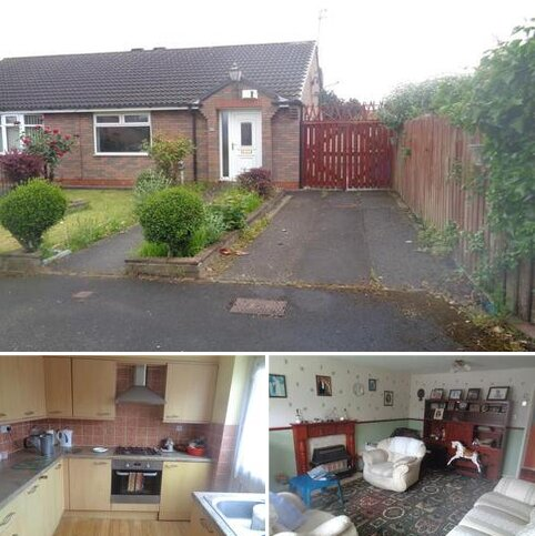 2 bedroom semi-detached bungalow for sale - Harcourt Drive, Hull