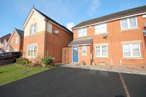 3 bedroom semi-detached house to rent - Rubin Drive, Leighton, Crewe