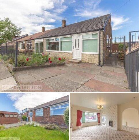 3 bedroom semi-detached bungalow for sale - Frampton Close, Alkrington, Middleton, Manchester, M24