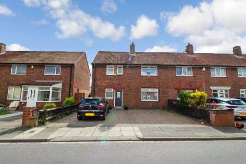 3 bedroom end of terrace house for sale - Ravensdale Grove, Blyth