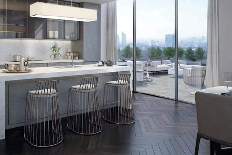 2 bedroom penthouse for sale - Carrara Tower, 250 City Road, EC1V