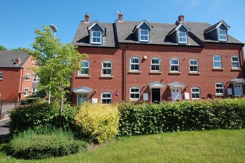 3 bedroom townhouse for sale - Alameda Gardens, Tettenhall, Wolverhampton
