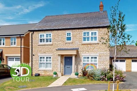 4 bedroom detached house for sale - Boyfield Crescent, Stamford