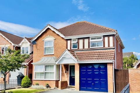4 bedroom detached house for sale - Abbotsmead Road, Hereford