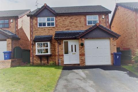3 bedroom property to rent - 7 Newmarket Rise, Llwyn Onn, Wrexham, LL13 0QL