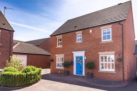4 bedroom detached house for sale - Ellsmore Meadow, Lichfield, WS13