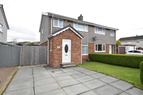 3 bedroom semi-detached house for sale - Altnacreag Gardens, Moodiesburn, Glasgow, G69 0ND