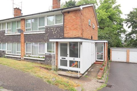 2 bedroom maisonette for sale - Lawn Gardens, South Luton, Luton, Bedfordshire, LU1 3UN