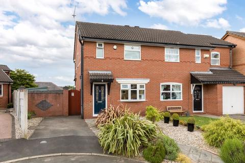 2 bedroom semi-detached house for sale - The Coverts, Springfield, WN6 7SL
