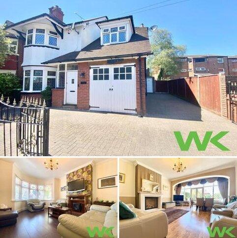 4 bedroom semi-detached house for sale - All Saints Way, West Bromwich, B71