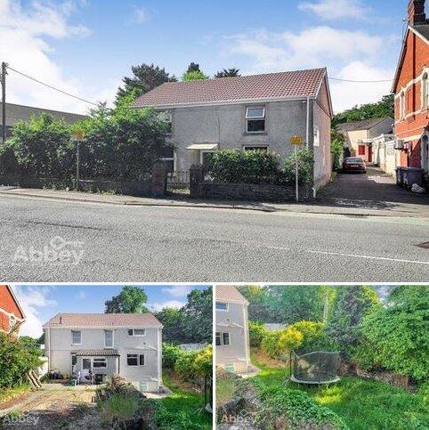 4 bedroom detached house for sale - Glanavan, Main Road, Neath Abbey, SA10 7DG