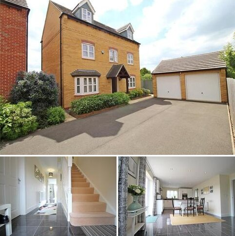 5 bedroom detached house for sale - Littlecote Grove, Peterborough, PE4