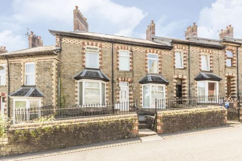 4 bedroom terraced house for sale - Victoria Road, Pontypool - REF# 00014585