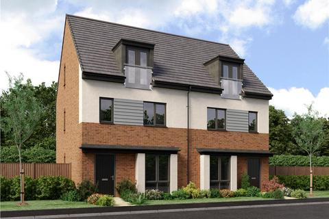 4 bedroom townhouse for sale - Plot 50, The Rolland at Miller Homes at Potters Hill, Off Weymouth Road SR3