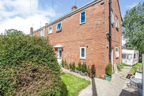 3 bedroom end of terrace house for sale - Derby Crescent, Consett, DH8