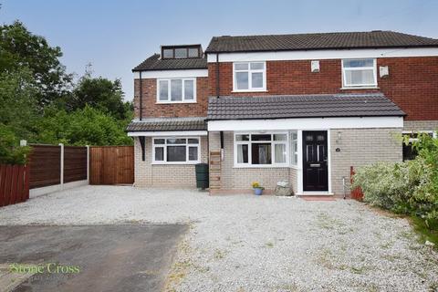 3 bedroom semi-detached house for sale - Glastonbury Road, Astley M29 7WR