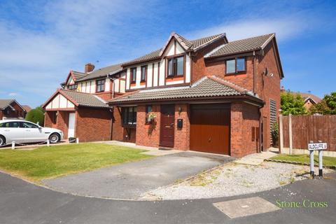 4 bedroom detached house for sale - Tarnway, Lowton, Warrington, WA3 2QJ