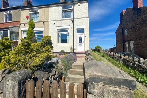 2 bedroom end of terrace house for sale - Church Lane, Mow Cop, ST7 4LS