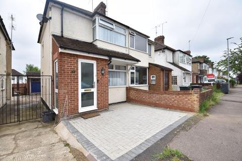 2 bedroom semi-detached house to rent - Third Avenue, Luton