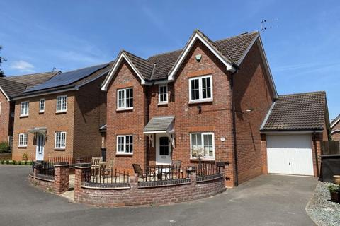 4 bedroom detached house for sale - Abbey Close, Shepshed