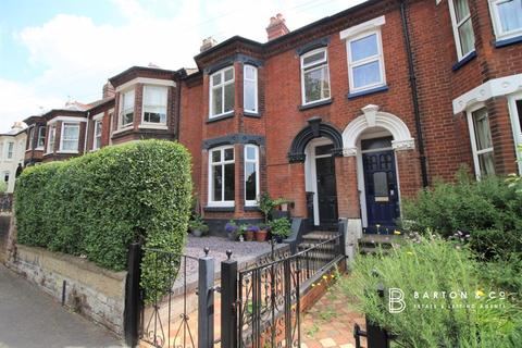 3 bedroom terraced house for sale - Constitution Hill, Norwich