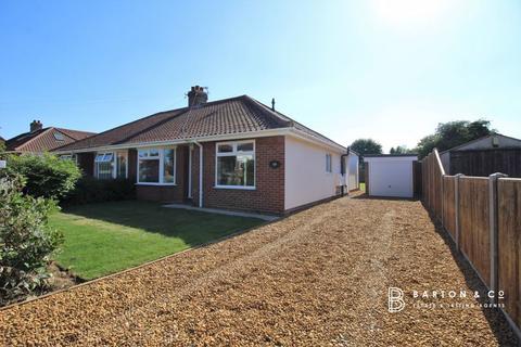 3 bedroom semi-detached bungalow for sale - Hawthorne Avenue, Hellesdon, Norwich