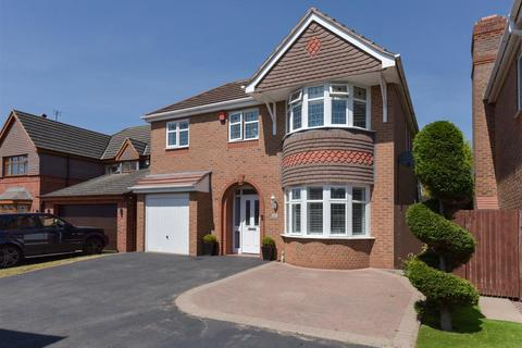 4 bedroom detached house for sale - Pagoda Close, Streetly, Sutton Coldfield
