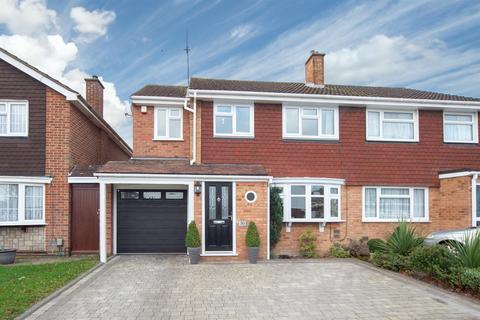4 bedroom semi-detached house for sale - Bunhill Close, West Dunstable, Bedfordshire