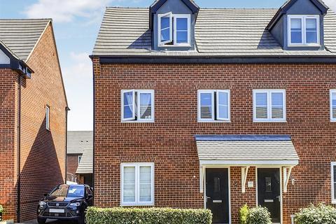 3 bedroom semi-detached house for sale - Heathfield Avenue, Etwall, Derby